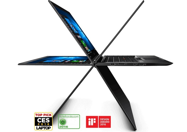 "LENOVO THINKPAD X1 YOGA i7-6600U/8GB/240SSD/14"" TOUCH"