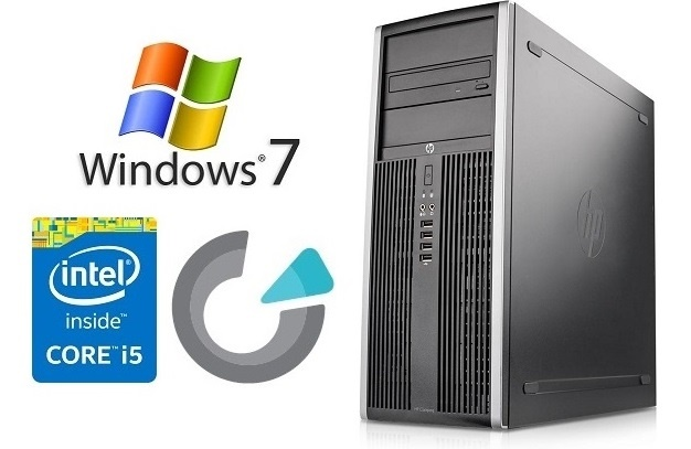 HP 8300 ELITE CMT i5-3470/4GB RAM/320 GB HDD/DVDRW