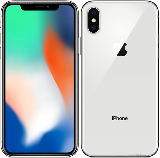 iPhone X, 64GB, bijeli