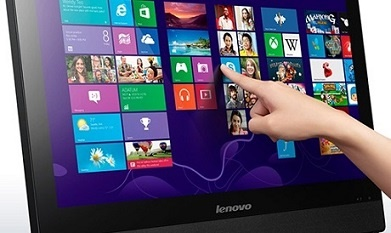 "LENOVO M93z ALL-IN-ONE i3-4130/4GB/500GB/DVDRW/23""TOUCH"